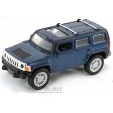 4706-АВБ Hummer H3, голубой