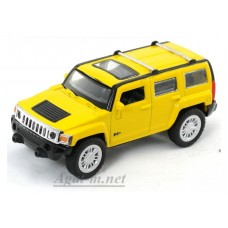 4706-1-АВБ Hummer H3, желтый