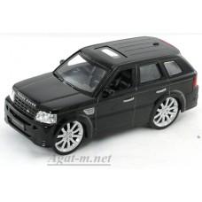 Масштабная модель Range Rover Sport, черный