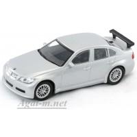 4802-АВБ BMW 320SI WTCC, серый