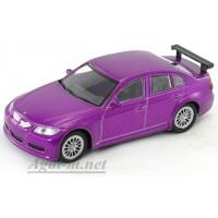 4802-2-АВБ BMW 320SI WTCC, фиолетовый