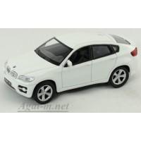 4803-АВБ BMW X6, белый