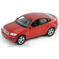 4803-1-АВБ BMW X6, красный