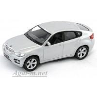 4803-3-АВБ BMW X6, серебряный