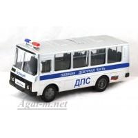 49022-АВБ  ПАЗ-32053 автобус ДПС дежурная часть