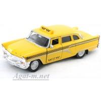 11478-АВБ Горький-13 Чайка такси
