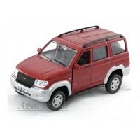 30182-АВБ УАЗ-3163 Патриот, красный