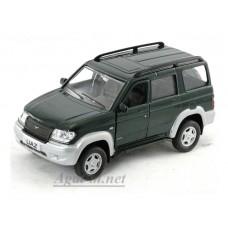 30182-1-АВБ УАЗ-3163 Патриот, темно-зеленый