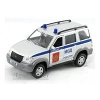 30183-АВБ УАЗ-3163 Патриот, милиция
