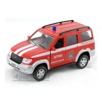 30184-АВБ УАЗ-3163 Патриот пожарный