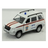 30185-АВБ УАЗ-3163 Патриот МЧС