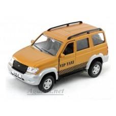 Масштабная модель УАЗ-3163 Патриот такси