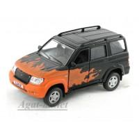 34332-АВБ УАЗ-3163 Патриот пламя