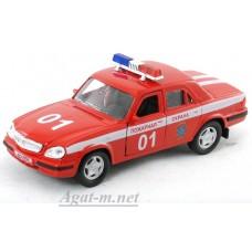 Масштабная модель Горький-31105 пожарная