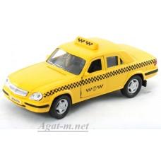 Масштабная модель Горький-31105 такси