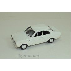 16950-КАР FORD Escort MKI 1970 г., белый