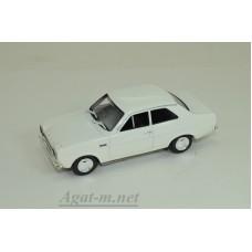 FORD Escort MKI 1970 г., белый
