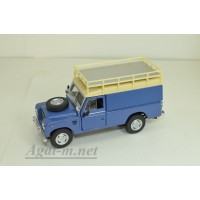 87-251-КАР Land Rover III series 109 VAN 1961г., синий