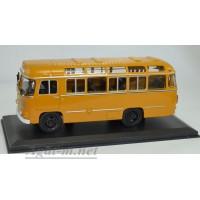03000-КЛБ ПАЗ-672М автобус охра