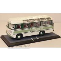 03002С-1-КЛБ ПАЗ-672 автобус, бело-зеленый