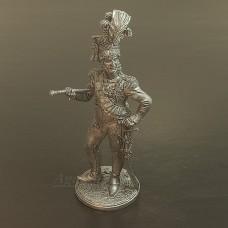 50NAP-ЕК Король Неаполитанский, марш Франции Иоахим Мюрат. 1810-1812 гг