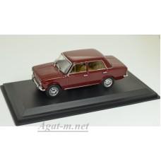 01-EVRM0143 ВАЗ-2101 Жигули 1970 вишневый