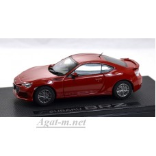 44804-EBB SUBARU BRZ 2012 Lightning Red