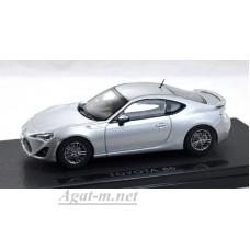 44842-EBB TOYOTA GT86 2012 Silver
