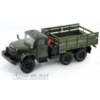 2032-ЭЛ ЗИЛ 131 грузовик бортовой, хаки