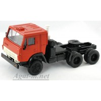 2070-ЭЛ Камский 5410 тягач, красный
