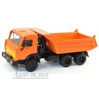 2086-ЭЛ  Камский 55111-005, оранжевый