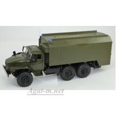 УРАЛ-4320 Кунг, хаки