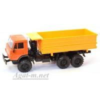2087-1-ЭЛ Камский 55105 сельхозвариант, оранжевый/желтый