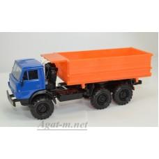 Камский 55105 сельхозвариант, синий/оранжевый