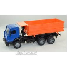 2088-5-ЭЛ Камский 55102 сельхозвариант, синий/оранжевый