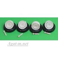 052-ГСТ Набор колес для ВАЗ-2121 (штампованные диски, резина ВлИ-5)