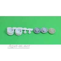 045-ГСТ Набор дисков Горький 3302/2705 с запаской (отдельные ступицы)