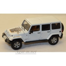 86074-CRL JEEP Wrangler 4х4 Unlimited Mojave Edition 5-дв.(Hard Top) 2011 Bright White