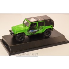 86077-GRL JEEP Wrangler 4x4 Unlimited MOPAR Edition The Immortal Tribute 5-дв.(Soft Top) 2014 Green