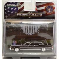 86110C-GRL LINCOLN Continental 1972 президента США Рональда Рейгана