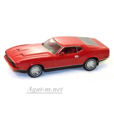 86304-CRL FORD Mustang Mach 1 1971 Red