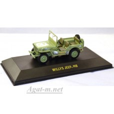 86307-GRL JEEP C7 4x4 USA Army 1944г.