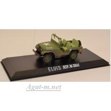 86311-GRL JEEP M38A1 4х4 U.S.Army Elvis Presley 1963