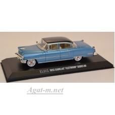 "86493-GRL CADILLAC Fleetwood Series 60 Elvis Presley ""Blue Cadillac"" 1955"