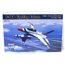 80275-ХОБ Многоцелевой двухместный истребитель F-16D Fighting Falcon