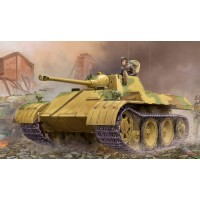 82460-ХОБ Танк German VK1602 LEOPARD