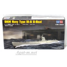 83506-ХОБ Подводная лодка DKM Navy Type IX-A U-Boat