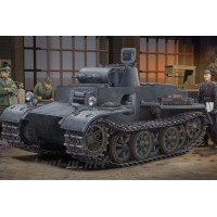 83804-ХОБ Танк German Pzkpfw.I Ausf.F (VK1801)-Early