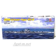 87008-ХОБ Подводная лодка DKM U-boat Type VII B