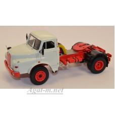 003TR-IX MAN 19.280H седельный тягач 1971 Grey/Red